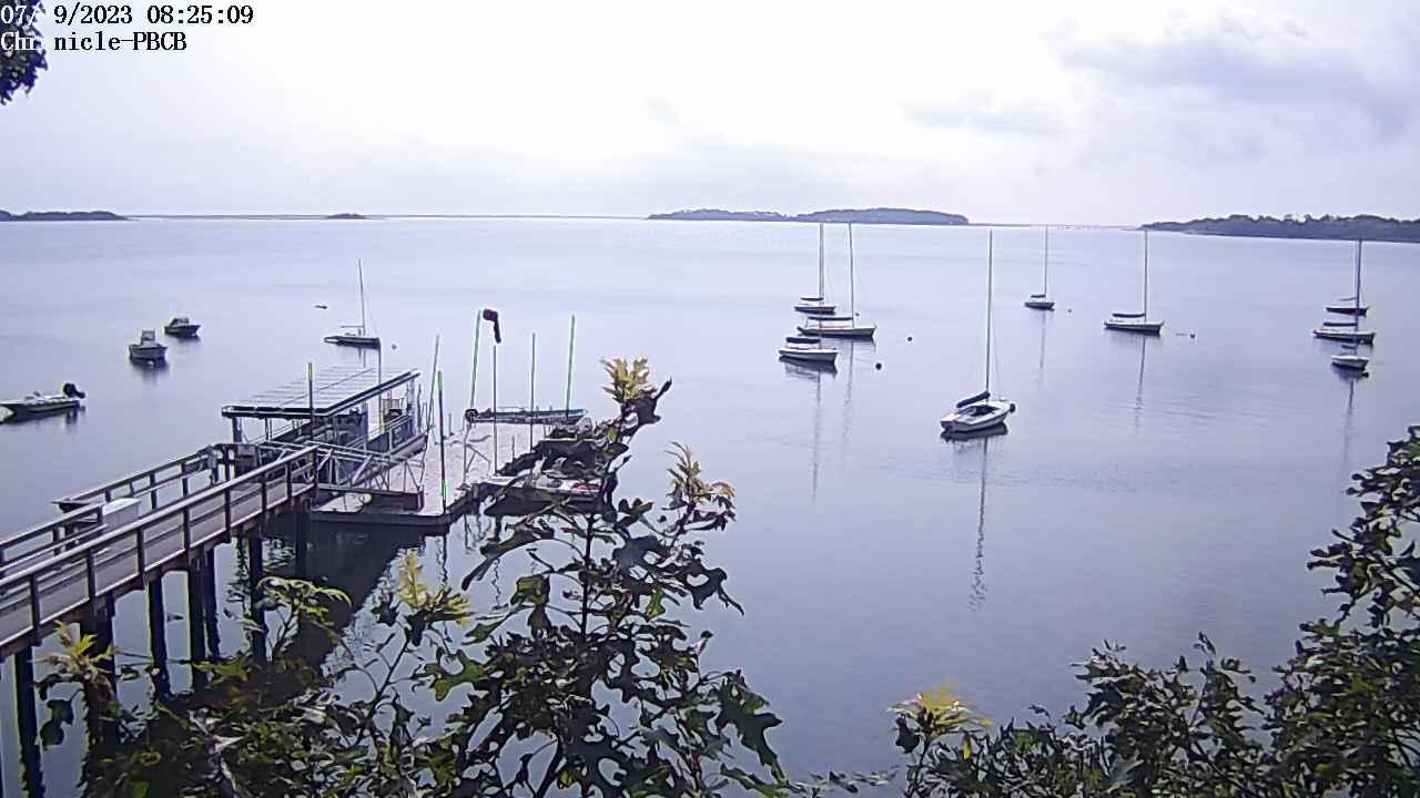 Live Webcam, Pleasant Bay