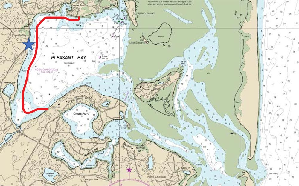 PBCB Kayak Boundary