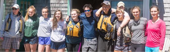 Volunteer Staff Group Photo