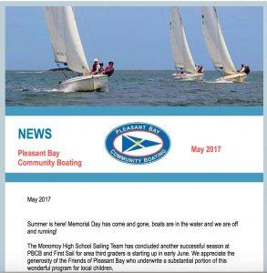PBCB May 2017 Newsletter