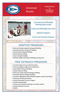 Universal Access - ACCESS FOR ALL to Recreation on Local Waters (PDF)