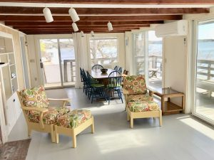Square Top (Sleeps 8) - Dining